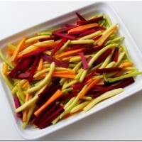 Könnyű zöldségvacsora, vagy izgalmas köret!