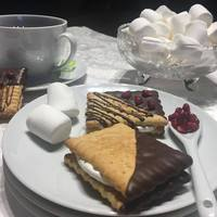Pillecukros, csokis keksz
