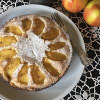 Fahéjas almás pite Remoskában sütve