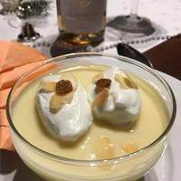Tokaji fűszeres ünnepi borleves