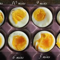 Hogyan is kell megfelelőre főzni a tojást?