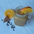 Fűszeres almás-narancsos smoothie