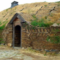 A nagy viking felfedezők farmja - Eiríksstaðir