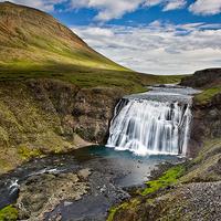 Dél-Izland vízesései