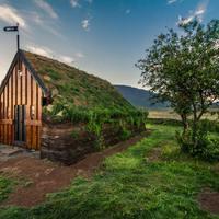 Izlandi gyeptetős templomok és a GPS koordináták :)