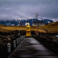 Izland szigetei - Viðey