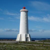Izlandi világítótornyok - GPS koordinátákkal