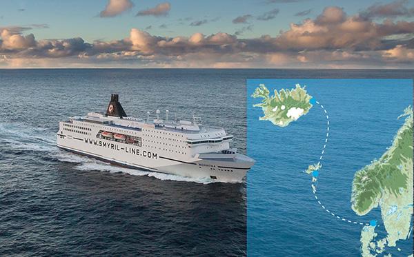 Norrona-sailing-route