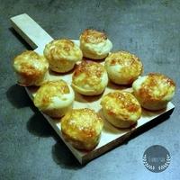 Kefires sajtos pogácsa