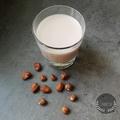 Törökmogyoró tej