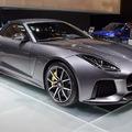 Szenzációs a Jaguar F-Type SVR 2016-os modell!
