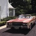 Azok a csodálatos '70-es évek: Cadillac Eldorado kabrió
