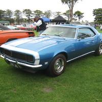 53 éves a Chevrolet Camaro név!
