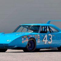 3.5 millió dolláros ajánlat nem volt elég Richard Petty autóversenyző Plymouth Superbird autójára
