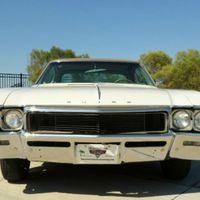 Klasszikus izomautók 1969-ből: Buick Skylark Sport Coupe