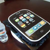 Független Iphone..... torta -  Iphone cake