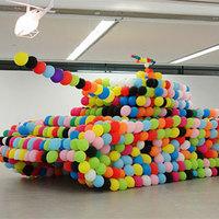 Lufi tank.... Ballon Tank....