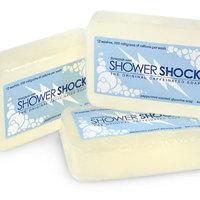 Shower Shock szappan. Koffein bőrön át.....