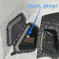 A Hét képe.... Ipod az űrben.