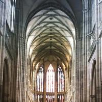 Prague St Vitus Cathedral