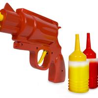 ketchup pisztoly a konyhába.....