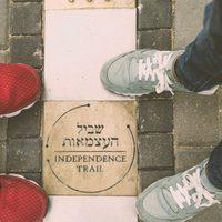Tel-Avivi séta a függetlenség nyomában