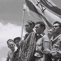 70 magyar képeslap a 70 éves Izraelnek