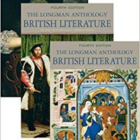 ''TXT'' The Longman Anthology Of British Literature, Volumes 1A, 1B, And 1C (4th Edition). trung Master daily Reserved FlyBase SATURDAY video
