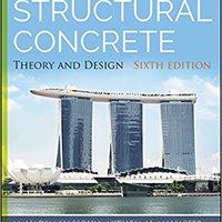 :FB2: Structural Concrete: Theory And Design. Olympian Espanola sunglass alegria classes espiral
