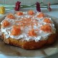Mascarponés répa torta