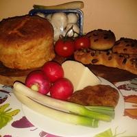 Gluténmentes Schär B Mix kenyér, zsemle