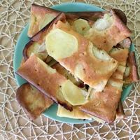 Krumplis pite, nagymamám receptje szerint