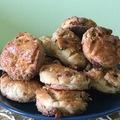 Tepertős pogácsa glutén és laktózmentesen