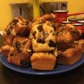 Diós - Áfonyás muffin Mindenmentesen