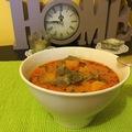 Marha nyelv leves