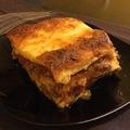 Extra sajtos Lasagne glutén és laktózmentesen