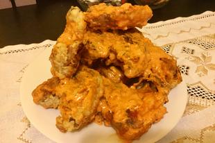Paprikás csirke ízű, ropogós csirkeszárnyak