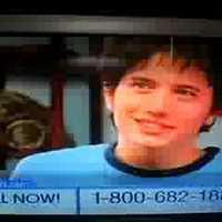 Jackson Rathbone reklámokban