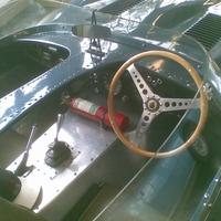 XK motor - A versenypályán