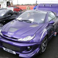 Milka Racing 206