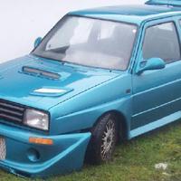 Golf Rallye nem éppen úgy, ahogy Wolfsburgban elképzelték...