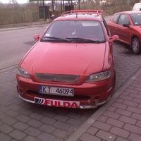 Opel Sierra RS