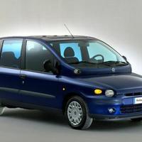 Gyárilag csúnya autók III.: Fiat Multipla