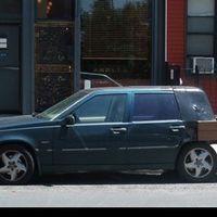 Yankee Volvo