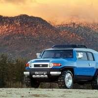 Gyárilag csúnya autók V.: Toyota FJ Cruiser