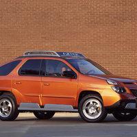 Gyárilag csúnya autók VI.: Pontiac Aztek