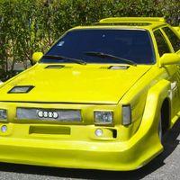 Brutál Audi Coupe