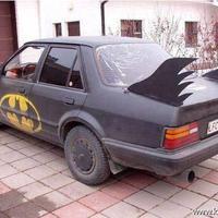 Batman elsüllyedne szégyenében