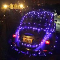 A nap képe - Avagy a Karácsonyi díszek az autón is használhatók