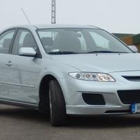 Döntés nélküli Mazda 6